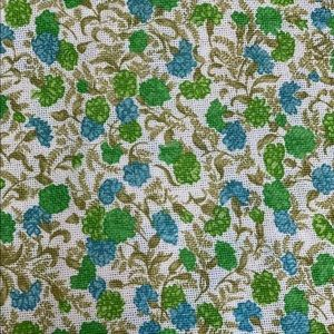Polycotton Floral Multi Fabric Quilt Craft & Sew